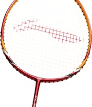 Li-Ning Badminton Racket CHEN Long Signature Series Player Edition Light Weight Carbon Graphite Shaft 79 + GMS with Full Carrying Bag Cover