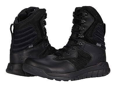 Danner Instinct Tactical Side-Zip 8 Danner Dry (Black) Men