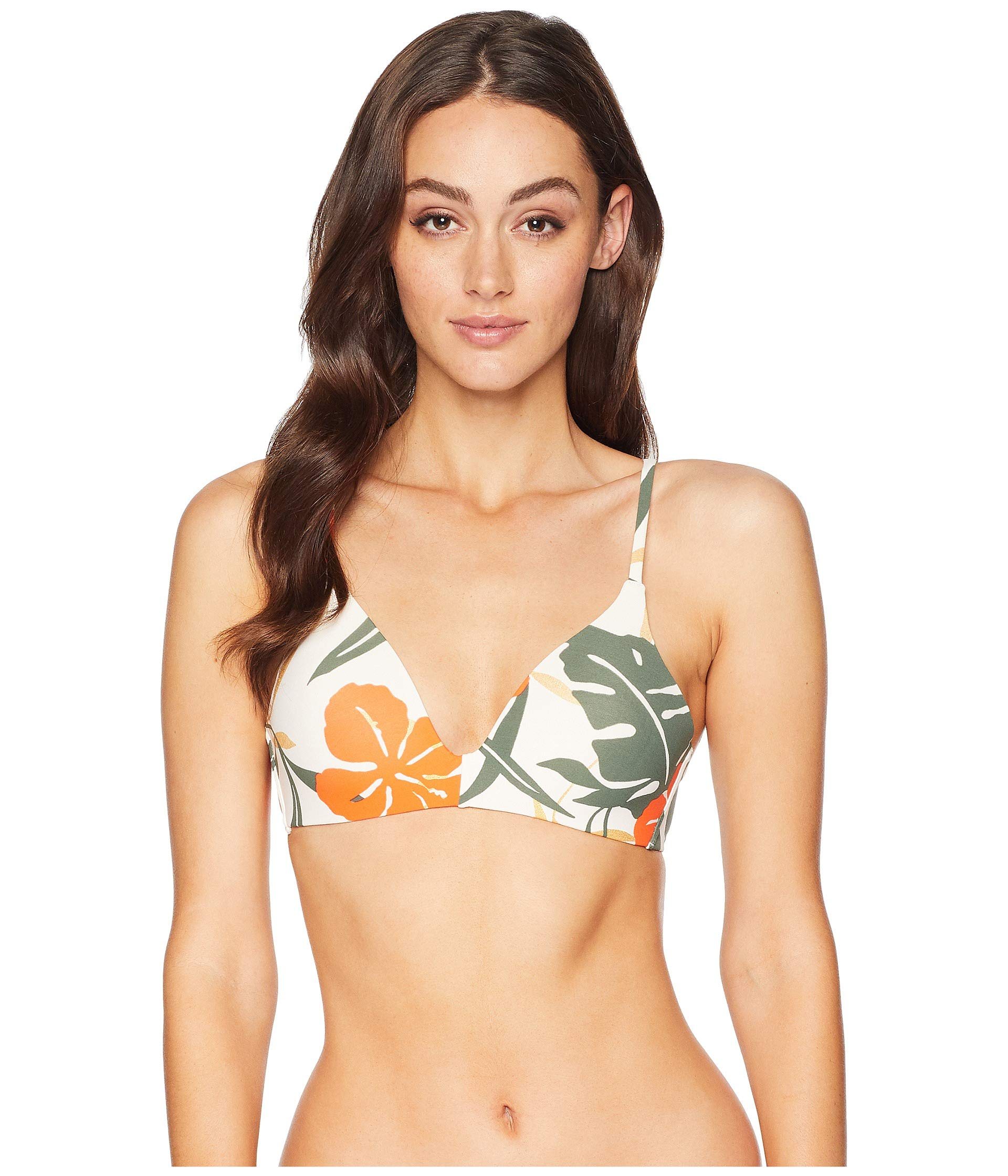 Bloom Bikini Shell Camuto Molded Vince Top Tropical wBEZxqO