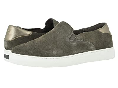 Trask Litton (Gray English Suede) Women