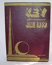 The Key: The Class of June 1939, Benjamin Franklin High School, Rochester, New York