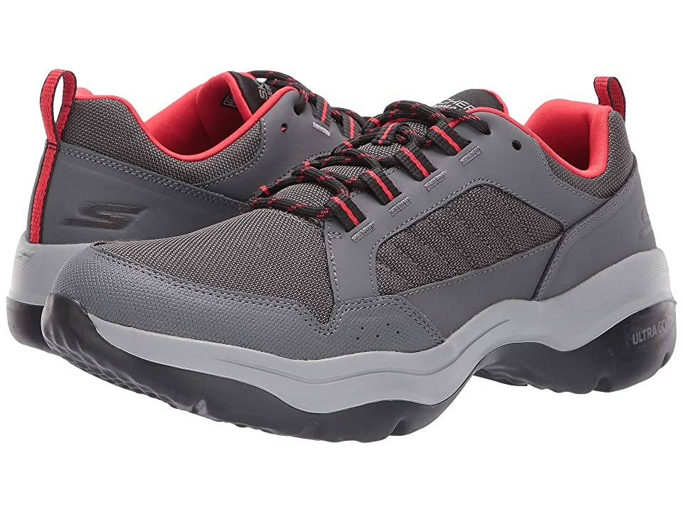 SKECHERS Performance Mantra Ultra Concept (Charcoal/Red) Men