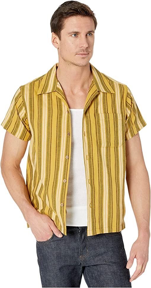 Sahara Stripe/Yellow