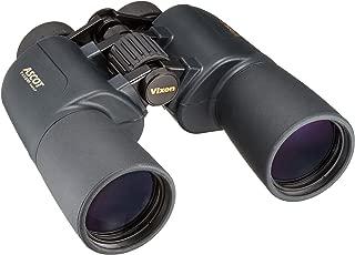 Vixen 双眼鏡 7倍アスコットZR 7×50WP ポロプリズム式 7×50WP ハイアイポイント 防水 広角 ブラック 1562-07