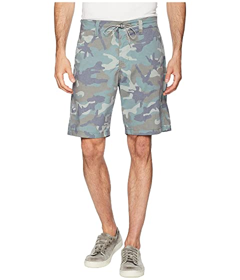 CAPTAIN FIN Gnarwal Walkshorts, Camo