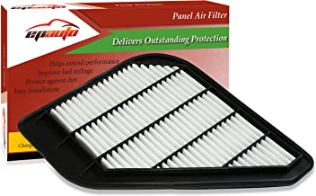 EPAuto GP110 (CA10110) Replacement for Chevrolet/GMC/Saturn/Buick Rigid Panel Engine Air Filter for Enclave (2008-2017), Traverse (2009-2017), Acadia (2007-2016), Outlook (2007-2010)