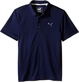 PUMA Golf Kids - Essential Pounce Polo JR (Big Kids)