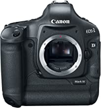 Canon EOS 1D Mark IV 16.1 MP CMOS Digital SLR Camera with 3-Inch LCD and 1080p HD Video (Body Only)
