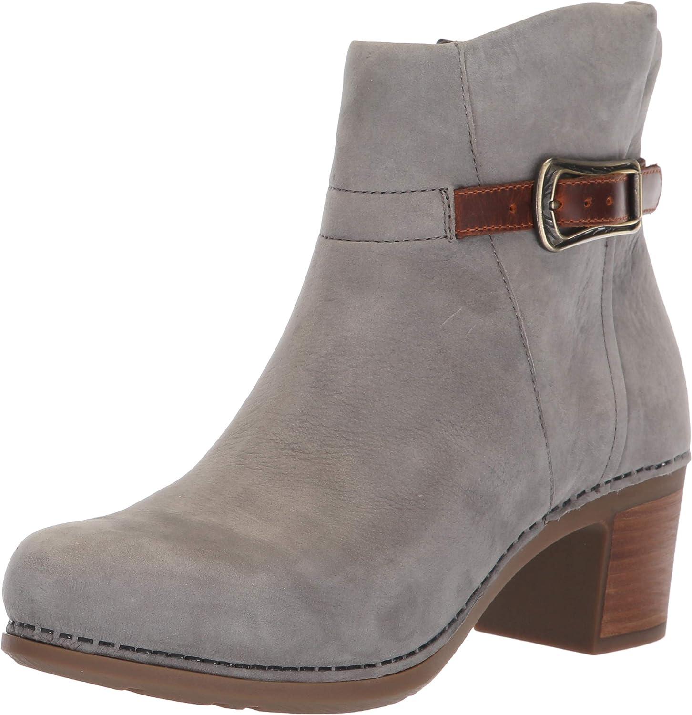 Dansko Frauen Hartley Geschlossener Zeh Leder Fashion Stiefel