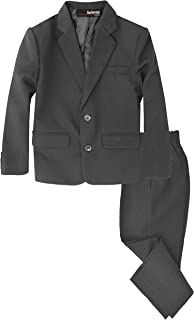 Gino Giovanni Boys 2 Piece Formal Suit Set