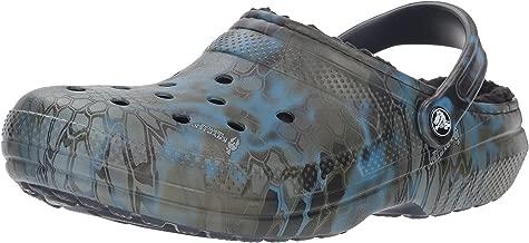 Crocs Men's and Women's Classic Kryptek Neptune Lined Clog