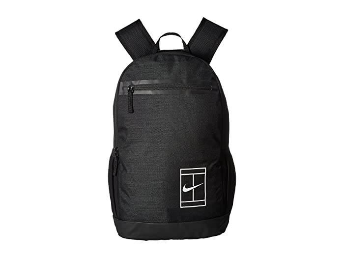 ef45059e6 Court Tennis Backpack Black/Black/White $60.00. Brasilia Medium Backpack  Flint Grey/Black/White