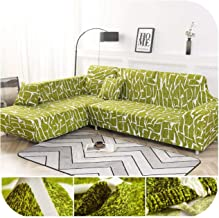 1/2Pc Sofa Covers for Living Room Needs Order Sofa Cover Set (2Piece) If is L-Shape Corner Sofa Protect Furniture from Pet...