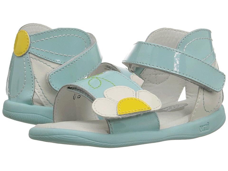 Umi Kids Adriel Jr. (Toddler) (Blue) Girls Shoes