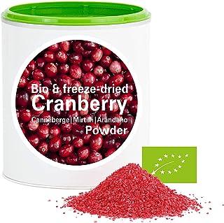 Arándano Rojo en Polvo - Liofilizado|biológico|vegano|