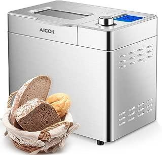 aicok bread machine manual