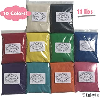 Best large bags of colored sand Reviews