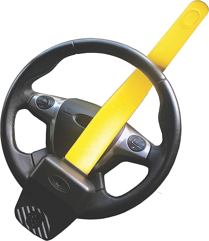 Stoplock  Steering Wheel Lock $66.91 Coupon
