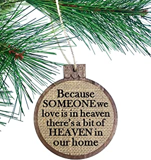 Best little bit of heaven in our home ornament Reviews