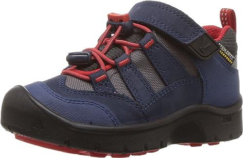 Keen Hikeport WP - Chaussures - rouge bleu Pointures 27 28 2017