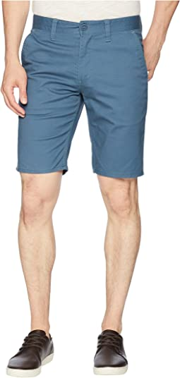 Toil II Hemmed Shorts