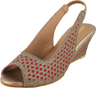 Metro Women CHIKOO Synthetic Sandals (35-3268) 35-3268-22-CHIKOO