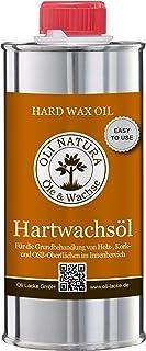 OLI-NATURA Hartwachsöl, Inhalt: 0,25 Liter, Natur, Farblos