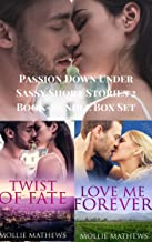 Passion Down Under Sassy Short Stories 2 Book-Bundle Box Set: Love Me Forever and Twist of Fate: Two Sweet and Sensual New Zealand Romances
