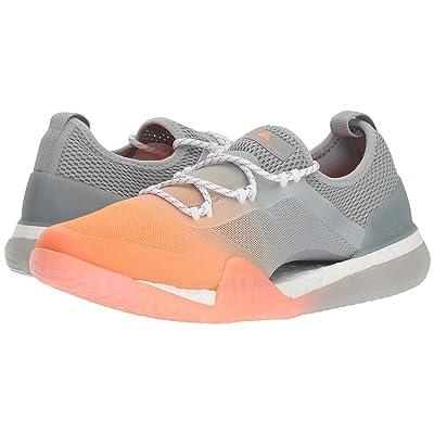 adidas by Stella McCartney Pure Boost X Tr 3.0 (Glow Orange S14/Eggshell/Grey/SMC/Footwear White) Women