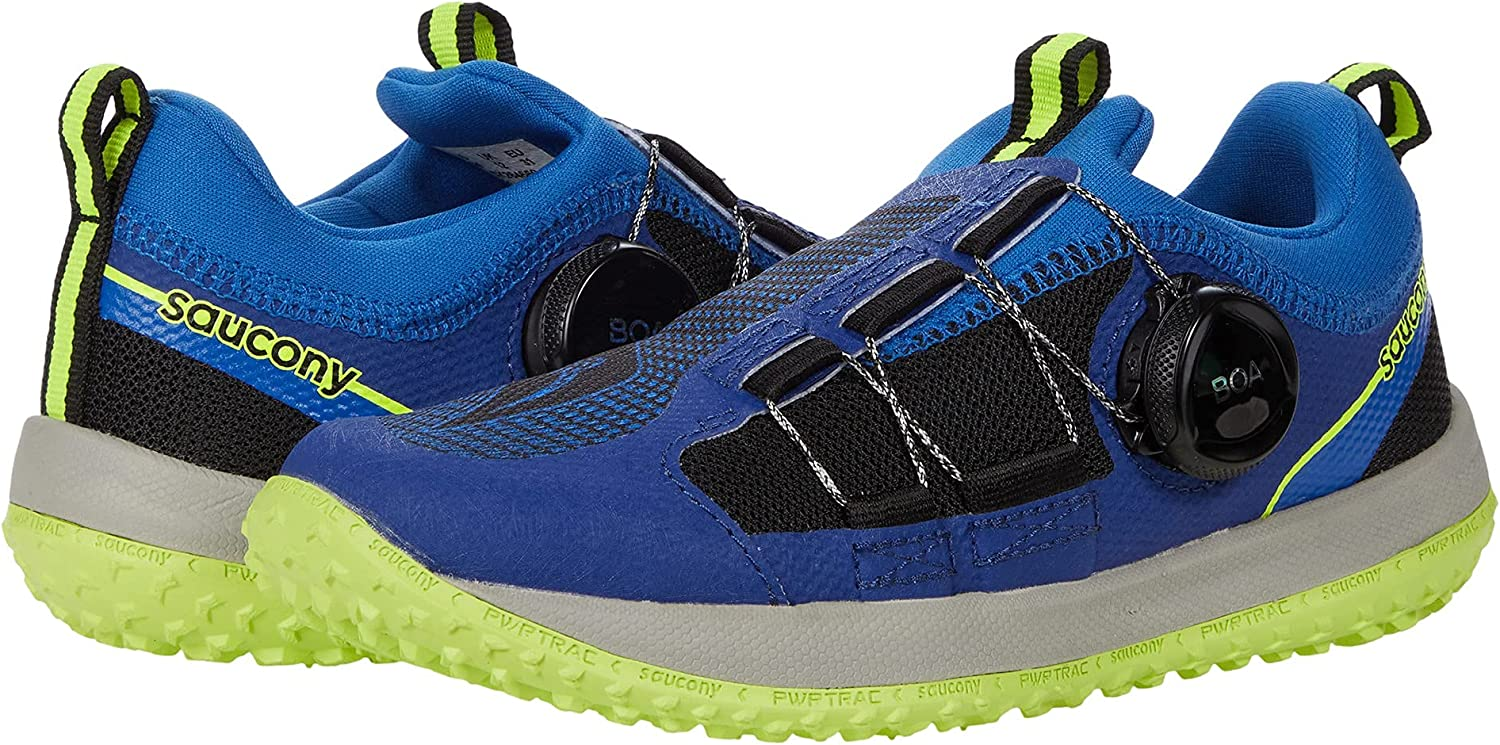 Ranking TOP12 Saucony Switchback 2.0 Running Shoe Blue B US 70% OFF Outlet Unisex 13 Citron