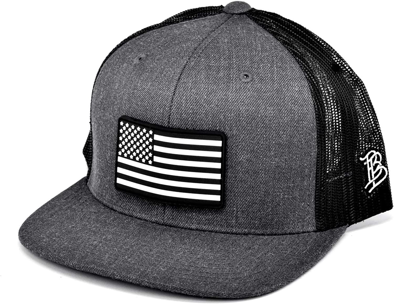 Branded Bills Vintage Rogue USA PVC Multiple Hat New popularity Patch Safety and trust Styles