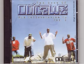 The Best of Outlawz Mix Collaboration Cd Vol. 1
