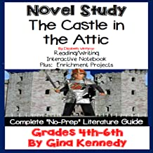 Novel Study- The Castle in the Attic by Elizabeth Winthrop and Project Menu