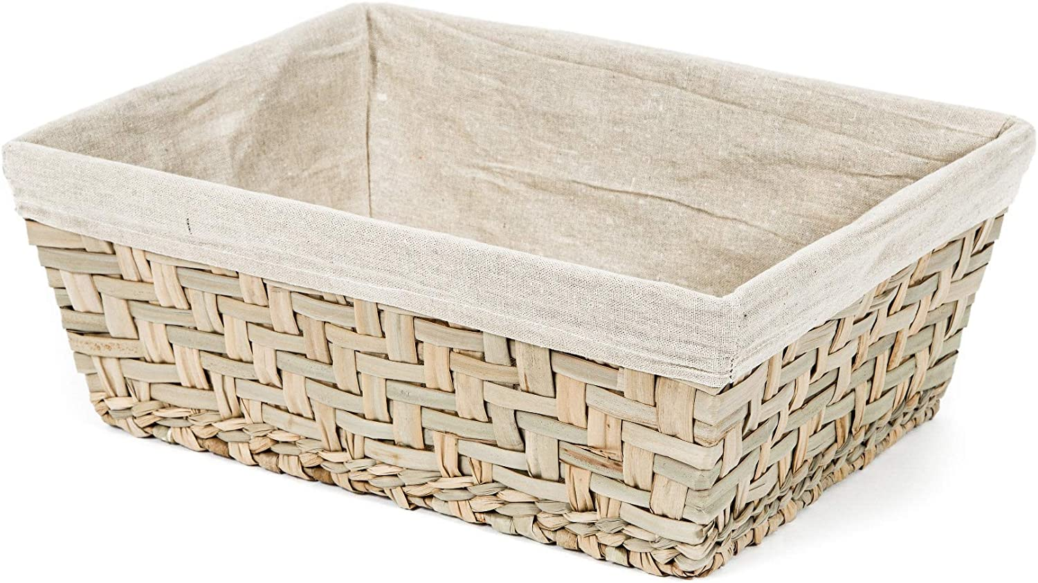 Compactor Fiesta Bombing new Fashionable work Basket Natural Large