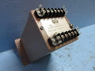 Rochester Instrument RIS PCE-20-P3-E1-C15-X20-F60-W0-Z0-A2-G0 Watt Transducer