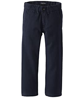 Flat Front Pants (Little Kids)