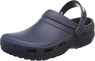 Crocs Specialist II Vent Clog, Unisex-Adults Clogs, Blue (Navy 410), M7/W8 UK (41/42 EU)