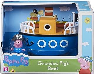 Peppa Pig 6928 Grandpa Pig's Boat with George Multi