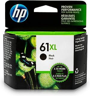 HP 61XL Black Ink Cartridge Black (CH563WN) for HP Deskjet 1000 1010 1012 1050 1051 1055 1056 1510 1512 1514 1051 2050 2510 2512 2514 2540 2541
