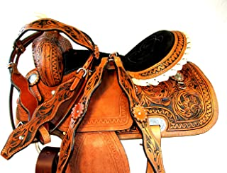 rough out barrel saddle