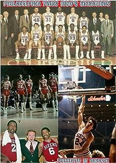 Philadelphia 76ers 1980's Sixsations: Presented by EGHawk