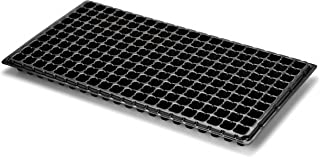 200 Cell Seedling Starter Trays Extra Strength 10 Pack - Seed Planting Insert Plug Tray, Soil & Hydroponics Plant Growing Plugs by Bootstrap Farmer