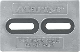 Martyr CMDIVERMINI, Zinc Alloy Pleasurecraft Mini Divers Dream Slotted Bolt-on