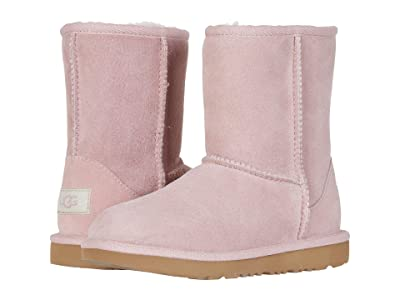 UGG Kids Classic II (Little Kid/Big Kid) (Pink Crystal) Girls Shoes