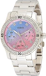 GUESS Women's watch Multi-function Display Quartz Movement steel Bracelet W0774L1