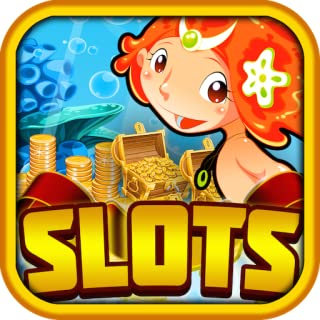 A Magic Slots Fun World of Mermaid Witches & Monsters Casino Craze for Android & Kindle Fire Free