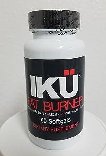 Fat Burner- Chitosan + Green Tea + Chromium, 60 Softgels
