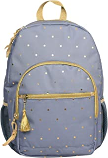 Cat & Jack Kids' Backpack - Gold Dot, 17""