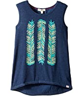 Appaman Kids - Extra Soft Between the Ferns Ios Tank (Toddler/Little Kids/Big Kids)