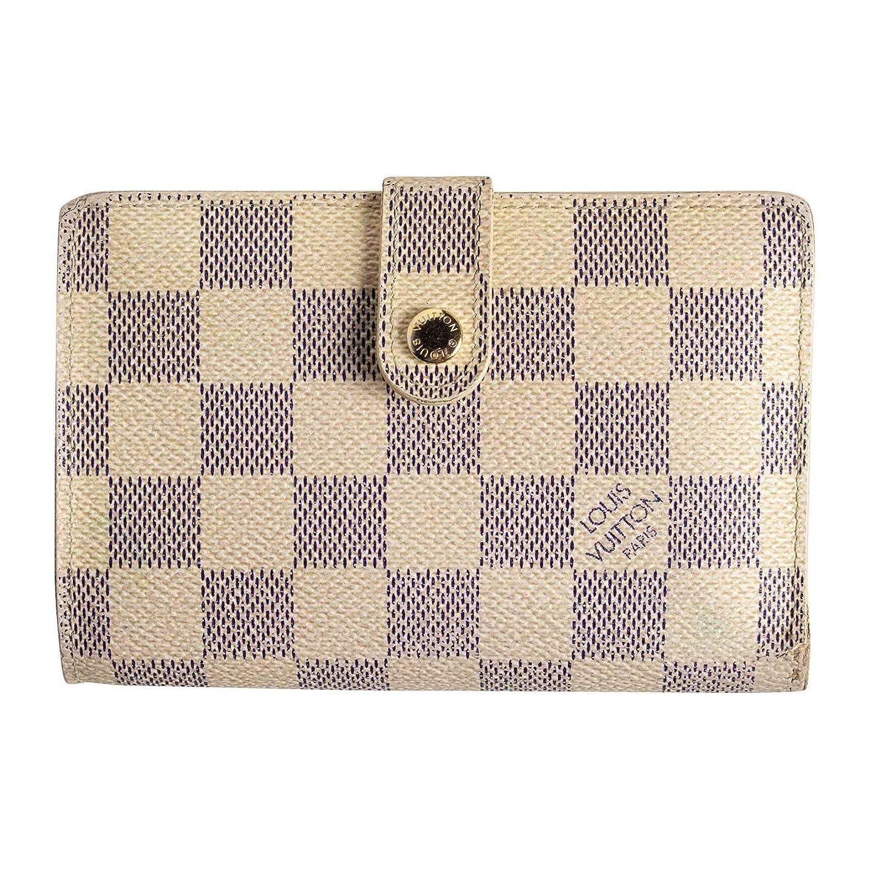 裸郵便局優しい(ルイヴィトン) LOUIS VUITTON 財布 ダミエアズール ポルトフォイユ?ヴィエノワ N61676